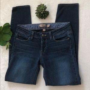 Anthropologie Paige Skyline Skinny Jeans Size 27